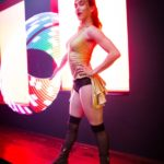 LED Hooping at Gypsy Bar for Relentless Beats